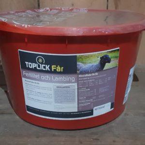 toplick flushingblock får fertilitet&lamning